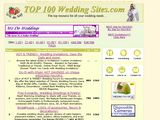 http://www.top100weddingsites.com/